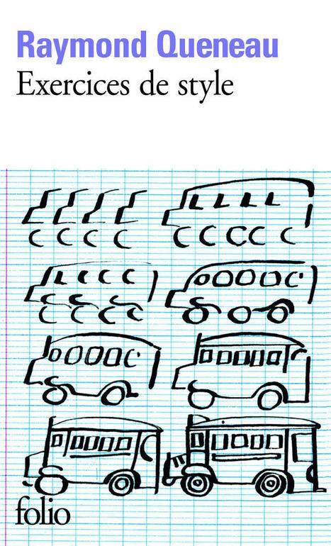 Raymond Queneau en 40 styles, partie 1 | Sur les livres, l'édition, les mots: Infos, technologie, nouveautés... | Scoop.it