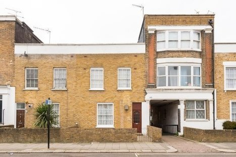 House for sale in Harmood Street, London, NW1 | Sandfords | Primrose Hill Property | Scoop.it