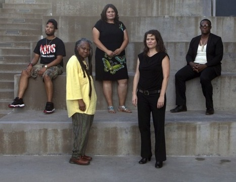 The art group as activists: MAP 2013 and its passionate plan - Dallas Morning News | Poetry of Resistance | Scoop.it