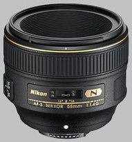 Nikon Lens: Primes - Nikon 58mm f/1.4G AF-S Nikkor (Tested) - SLRgear.com! | Lens reviews & Lenstesten | Scoop.it