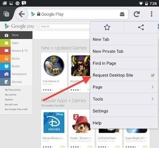Google bloque l'accès au Play Store au navigateur Firefox sur Android | An_droid | Scoop.it
