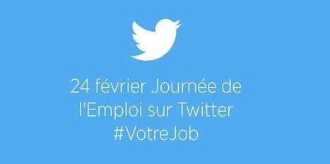Twitter veut aussi servir d'intermédiaire pour l'emploi en France | twitter : quels usages ? | Scoop.it