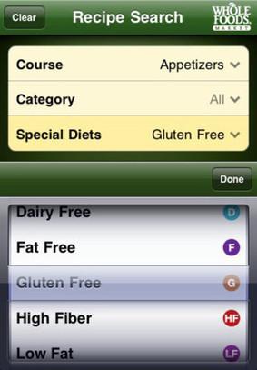 5 Smartphone Apps for Vegetarians & Vegan Cooking   Kundalini Yoga   Scoop.it