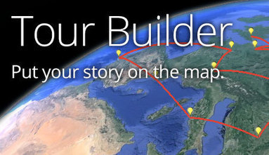Tour Builder - Put your story on the map. | Bibliotecas Escolares & boas companhias... | Scoop.it
