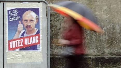 Régionales : là où le PS s'est retiré, le vote blanc a explosé | Le vote blanc | Scoop.it