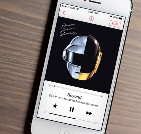 Apple's iTunes Radio Cuts Deal With BMI | Music business | Scoop.it