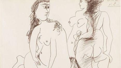 Le dessin tient salon au palais de la Bourse | art move | Scoop.it