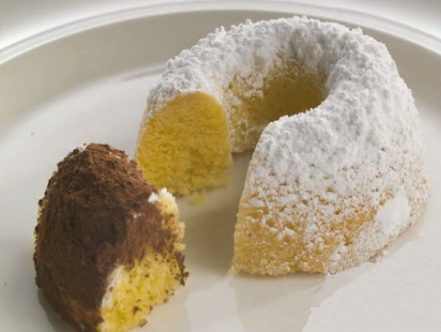 Ciambelle senza glutine con farina di riso | Cucina Semplicemente ... | FreeGlutenPoint | Scoop.it
