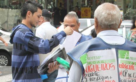 Desemprego cai  graças aos serviços - Universidade Metodista de São Paulo   Instituições Metodistas de Educação   Scoop.it