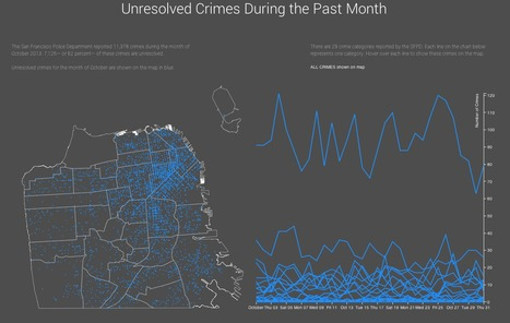 Interactive map: A month of unresolved crimes   The Rodriguez Law Group   Scoop.it