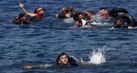 Refugees drown off Greece as Athens defends refugee policy| glObserver Global Economics | glObserver Europe | Scoop.it