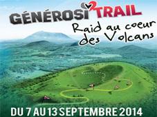 Generosi'Trail, le raid caritatif au cœur des Volcans d'Auvergne | joelette | Scoop.it