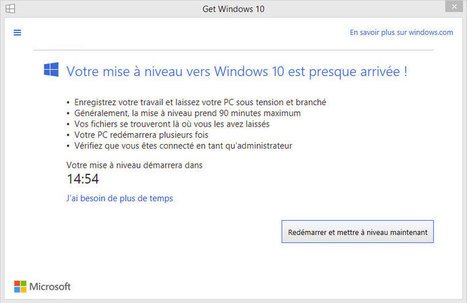 Vous pouvez empêcher Windows 10 de s'installer sans votre consentement - FrancoisCharron.com | Au fil du Web | Scoop.it