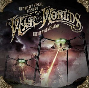 Album Review: Jeff Wayne's Musical Version of The War Of The Worlds 'The New Generation' | News From Stirring Trouble Internationally | Scoop.it