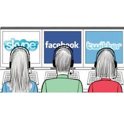 El 46% de las marcas ofrece servicios de atención al cliente a través de Facebook : Marketing Directo | Marketing y publicidad | Scoop.it