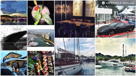 #SYS2015: 10 Insta-highlights from the Singapore Yacht Show 2015 - LifestyleAsia | Yachts & Boats | Scoop.it