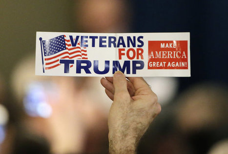 Military Service Members Prefer 2 Presidential Candidates Who Question War | Global politics | Scoop.it