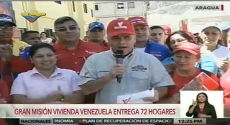 Gran Misión Vivienda ha construido 1 millón 4 mil 664 hogares en toda Venezuela - Hoy Venezuela | Política para Dummies | Scoop.it