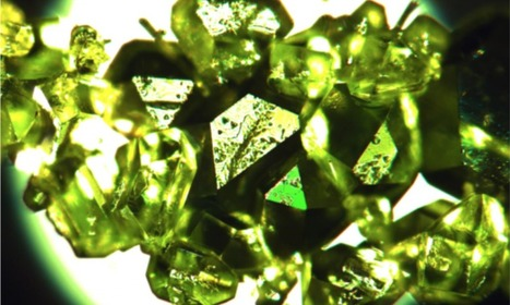 Minerals with metal-organic framework structures | Mineralogy, Geochemistry, Mineral Surfaces & Nanogeoscience | Scoop.it