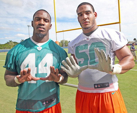Former Miami Hurricanes Lamar Miller & Olivier Vernon Make Strong Early Impressions at Dolphins | The Billy Pulpit | Scoop.it