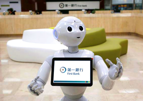 Will Robots Replace Tellers In Bank Branches? | Banque de détail | Scoop.it