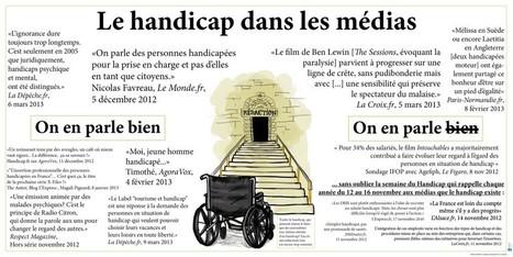 3. Handicap et médias | Un Œil sur le handicap | Veille sociologique | Scoop.it
