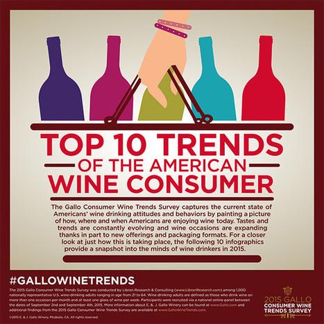 2015 Gallo Consumer Wine Trends | Grande Passione | Scoop.it