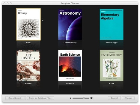 Apple to Authors: Content You Make in iBook App is Yours, Not Ours | The many ways authors are using Apple's iBooks Author and iBooks2 | Scoop.it