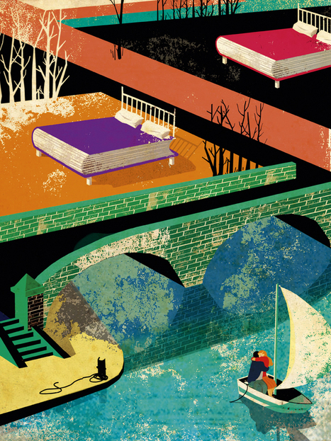 Salir con chicas que no leen/ Salir con chicas que leen | Charles Warnke | Libro blanco | Lecturas | Scoop.it
