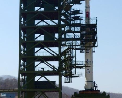 La Corée du Nord démantèle une partie de sa fusée | abscence de liberté de déplacement | Scoop.it