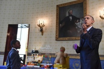 This 9-year-old wants to be the first White House child science adviser | Urban Science Education | Scoop.it