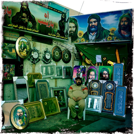 Baghdad in Hipstamatic: 10 Years Since Iraq Invasion | Photographic Stories | Scoop.it