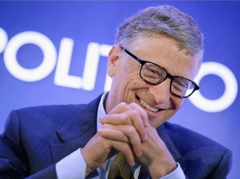 The Bill and Melinda Gates Foundation just sold off its entire stake in a major fossil fuel company | Philanthropy - Legacy From The Heart | Scoop.it
