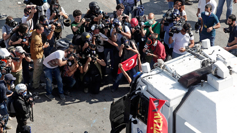 Turkish TV channels fined for live coverage of protests - RT News | Media annalyse Info Radio Télé | Scoop.it