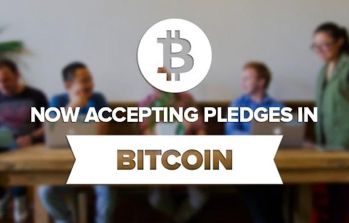 This Major Crowdfunding Site Now Accepts Bitcoin Pledges - Entrepreneur | money money money | Scoop.it