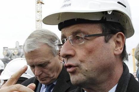 Les douze travaux qui attendent l'équipe Hollande - Les Échos | Pole de competitivité | Scoop.it