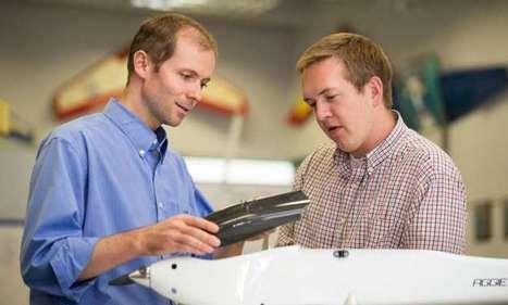 Aerospace engineer creates free 3-D aircraft design software | DigitAG& journal | Scoop.it