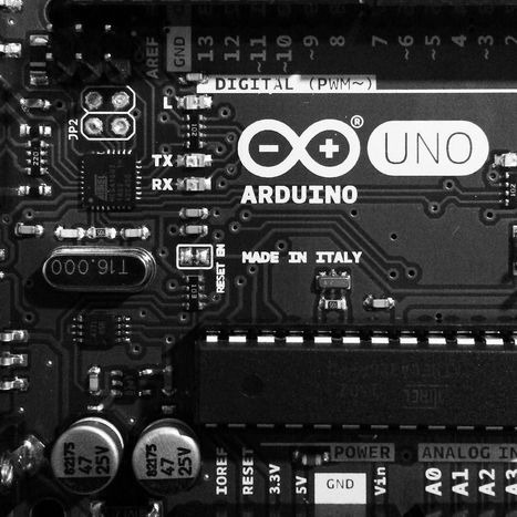 Insta-Arduino | Expanding the mind, blending robotics with art.... | Arduino Focus | Scoop.it