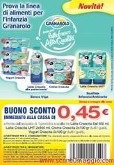 Coupon da stampare Granarolo Bimbi | scontOmaggio - campioni omaggio, coupon gratis, buono sconto | sara | Scoop.it