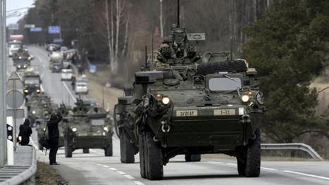 """""""La política exterior de EE.UU. no puede proponer nada más que su fuerza militar"""" - RT   Política para Dummies   Scoop.it"""