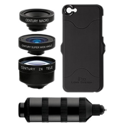 iPro Series 2 Trio Lens Kit For iPhone 5 - Mini Review | Photography | Scoop.it