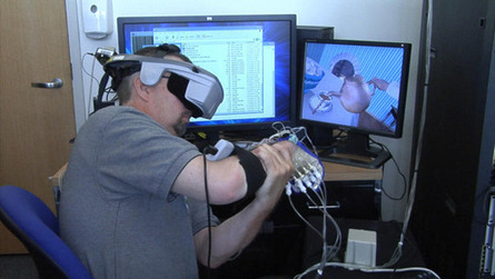 Innovative virtual reality technology revolutionizes stroke therapy | metaverse musings | Scoop.it