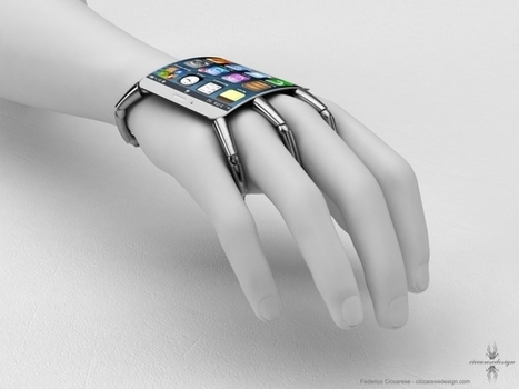 Why an Apple smart watch is a smart idea | What interests a web & tech geek MedLib? DIGICMB | Scoop.it