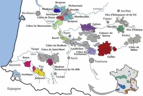 Sud-Ouest : des vins à (re)découvrir ! - Le blog d'iDealwine sur l'actualité du vin | Vos Clés de la Cave | Scoop.it