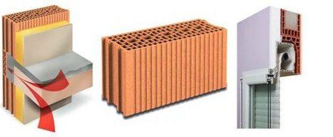 La brique creuse affiche sa supériorité thermique et économique | Le flux d'Infogreen.lu | Scoop.it
