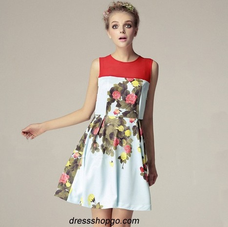 Casual Dresses | The Latest Fashion Dresses | Scoop.it