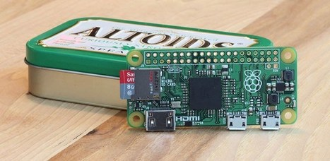 Raspberry Pi Zero, or Minus One? | Raspberry Pi | Scoop.it