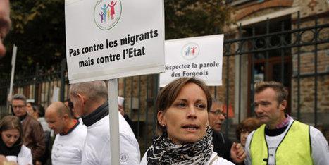 Migrants parisiens transférés à Forges-les-Bains; l'exemple à ne pas suivre | Think outside the Box | Scoop.it