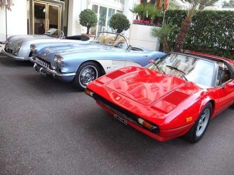 Une petite promenade en voitures vintage | Miss 280ch | Voitures anciennes - Classic cars - Concept cars | Scoop.it