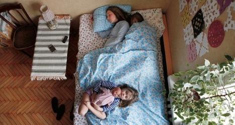 Tu es enceinte ? A quoi ressemble ton couple quand vous dormez ? | Autour de la puériculture, des parents et leurs bébés | Scoop.it